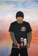 I won the cup of winter season 2011 in world tavern poker