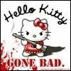 Hello kitty gone bad =))